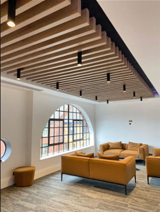ceiling coffers by Install Ceilings Ltd